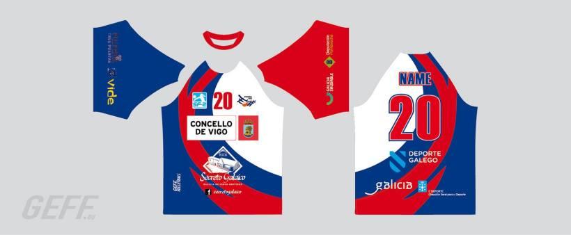 Camiseta 2014
